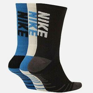 Nike- Everyday Max Cushioned Socks-3 Pack